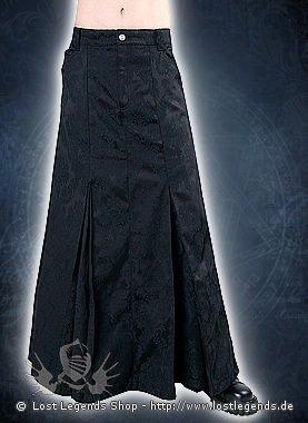 Aderlass Classic Skirt Brocade Black