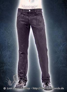 Aderlass Jeans Tribal, Black
