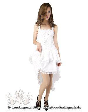 Aderlass Lolita Wing Dress Denim White