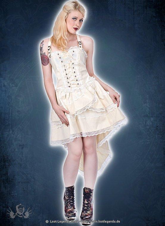 Aderlass Lolita Wing Steampunk Dress