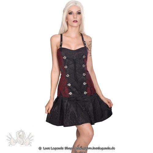 Aderlass String Mini Dress Brocade