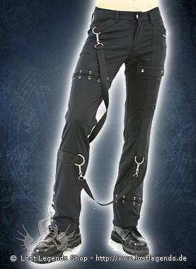 Aderlass Whip Pants Denim