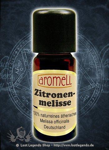 Ätherisches Zitronenmelissen-Öl Melissa officinalis, 1 ml