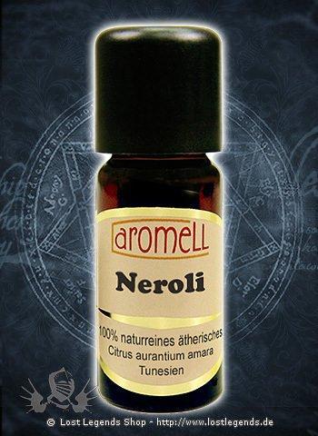 Ätherisches Neroli-Öl Citrus aurantium amara, 1 ml