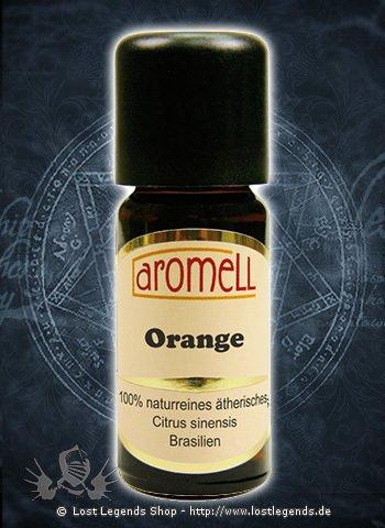 Ätherisches Orangen-Öl Citrus sinensis, 10 ml