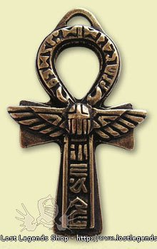 Alte Symbole Ankh