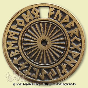 Alte Symbole Futhark