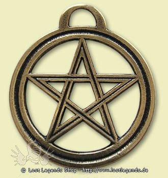 Alte Symbole Pentagramm