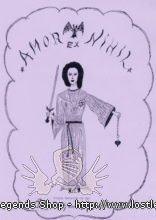 Amor ex Nihil - Tagebuch einer Magierin Maestra Rahel