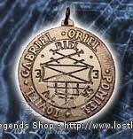 Amulett der vier Erzengel
