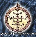 Amulett des Engels Gabriel