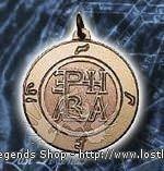Amulett des Engels Raphael