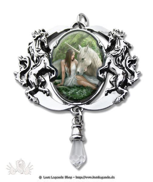 Anne Stokes Cabochons Pure Heart Cabochon