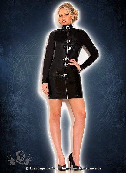 Arabella Buckle Dress Lack