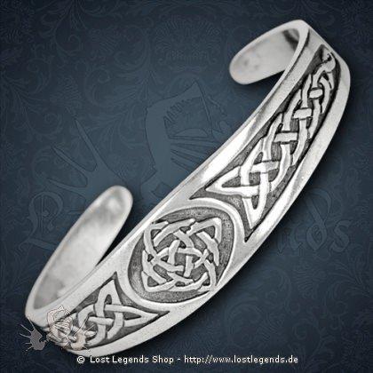 Armreif Keltischer Knoten