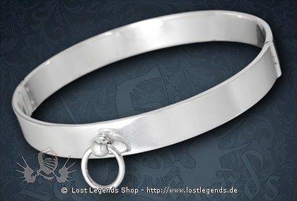 Armreif O-Ring Silber