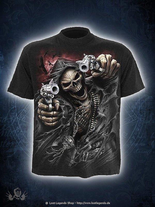 Assassin T-Shirt SPIRAL