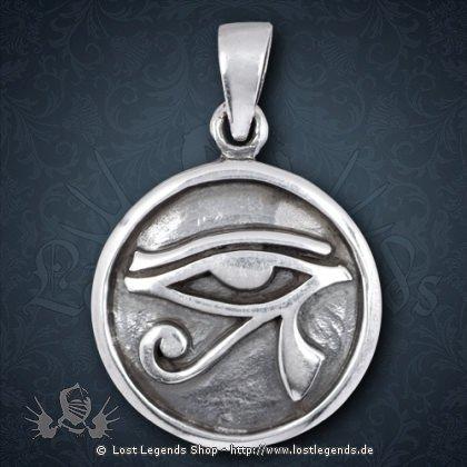 Auge des Ra Anhänger, Silber