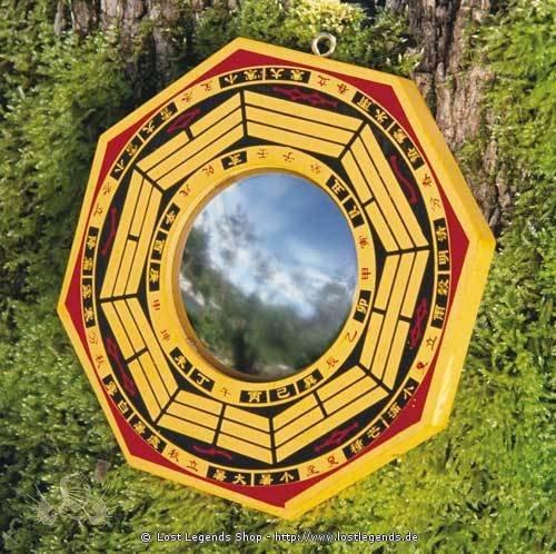 Ba Gua Spiegel konvex