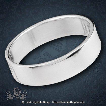 Bandring Silber