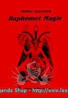Baphomet Magie Walter Jantschik