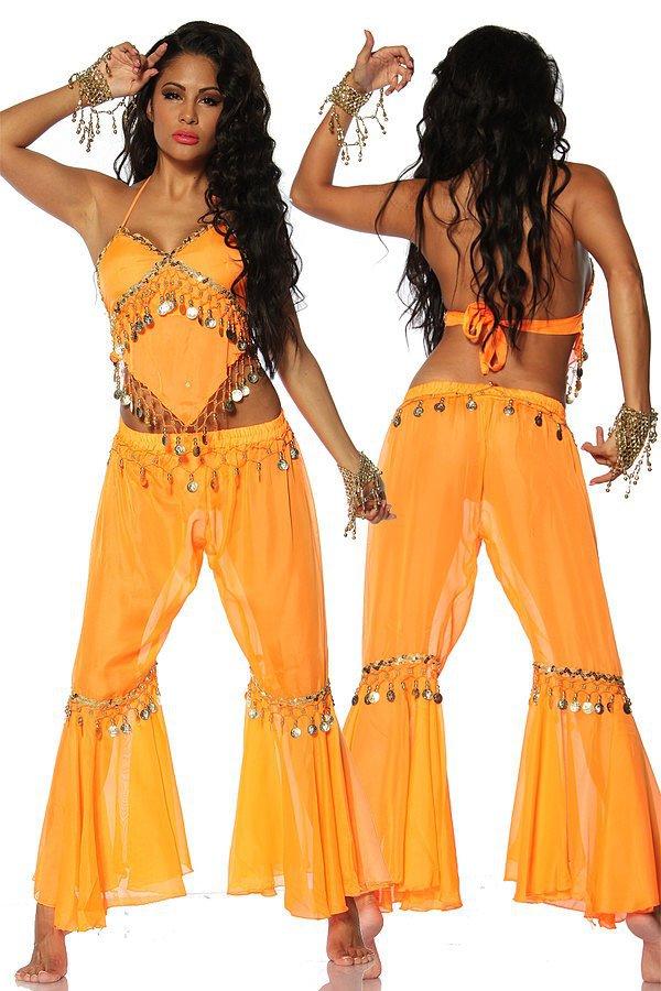 orientalisches Kostüm Bauchtanz