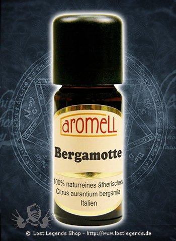 Ätherisches Bergamotte-Öl Citrus aurantium bergamia, 10 ml