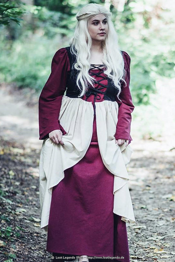 Mittelalterkleid Elodie
