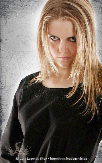 Black Aleena Hexen-Kleid
