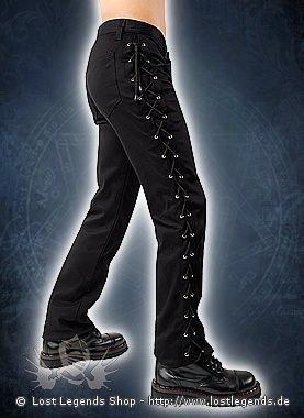Black Pistol Loop Jeans Denim Black