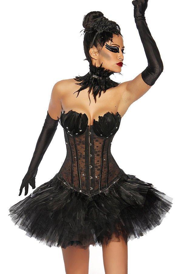 Black Swan schwarz