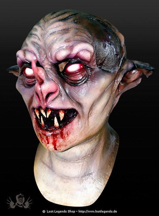 Bluttrinker Latex Maske