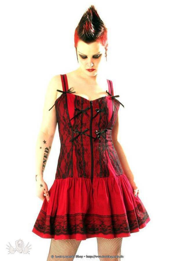 Bodice Gothic Dress