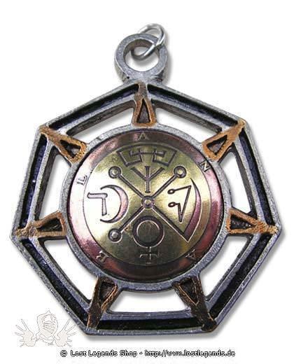 Briar Mittelalterliche Amulette Anael - Engel der Venus