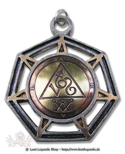 Briar Mittelalterliche Amulette Aral - Engel des Feuers