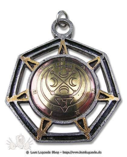 Briar Mittelalterliche Amulette Gabriel - Engel des Mondes