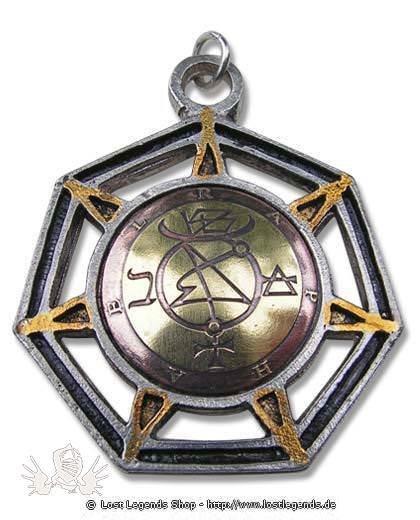 Briar Mittelalterliche Amulette Raphael - Engel des Merkur