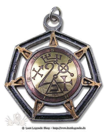 Briar Mittelalterliche Amulette Sachiel - Engel des Jupiter
