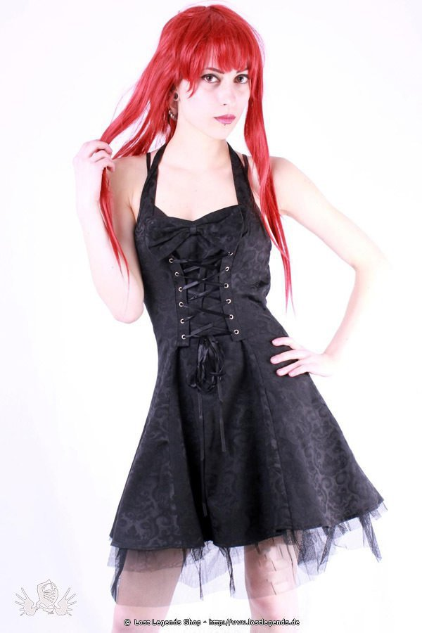 Brocade Gothic Kleid