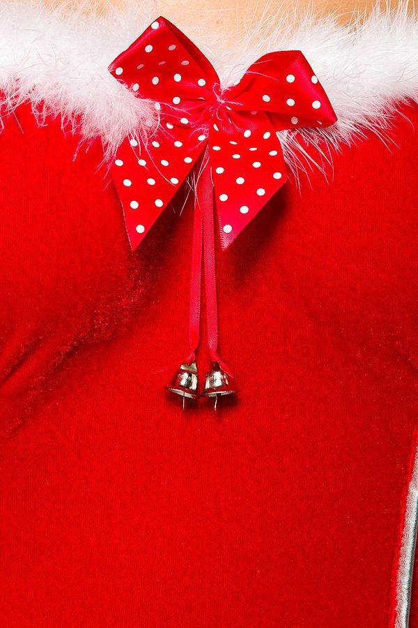 Christmas Elf rot/weiß