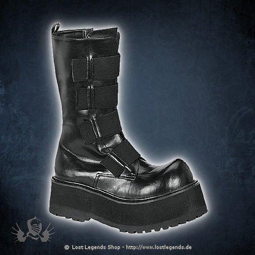 Combat-208 Demonia Gothic Stiefel