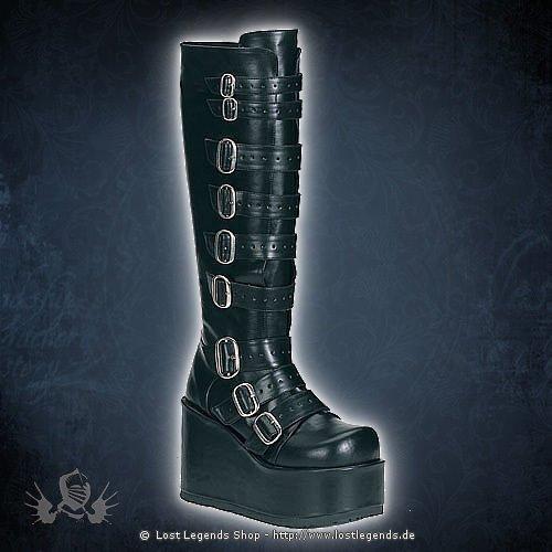 Concord-108 Demonia Gothic Stiefel