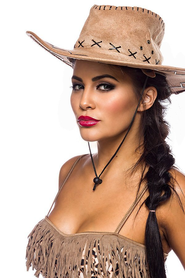 Cowgirl Komplettset with fringes