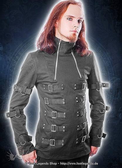 Cyber Bondage Jacket Jacke, Baumwolle