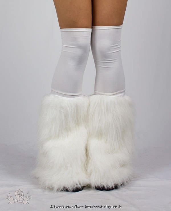 Cyberdog Ice Leg Warmers White