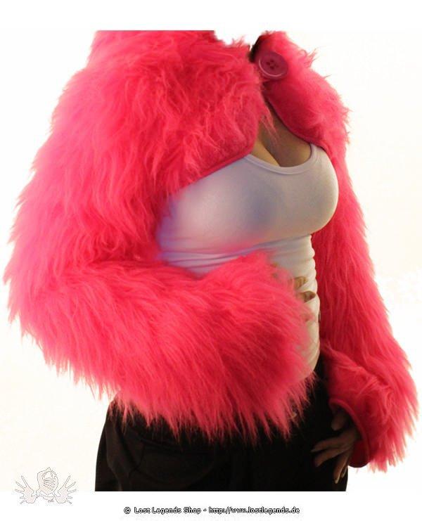 Cyberdog Ice Shrug Neon-Pink