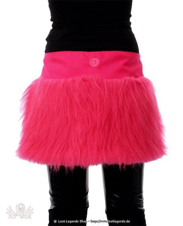 Cyberdog Ice Skirt Neon-Pink