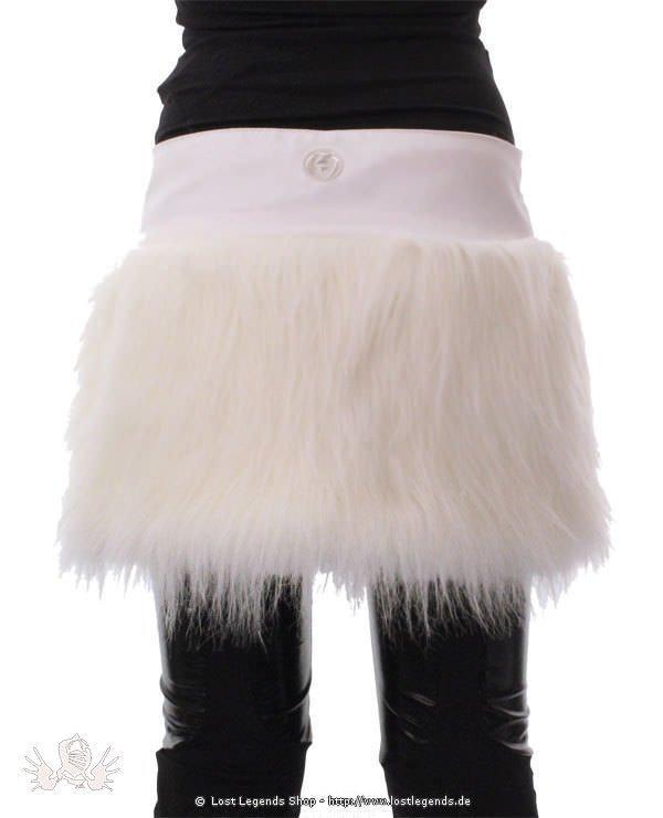 Cyberdog Ice Skirt White