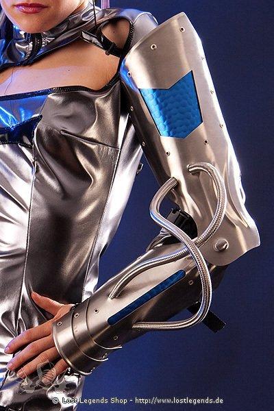 Cyborg Warrior Cyber Armteil