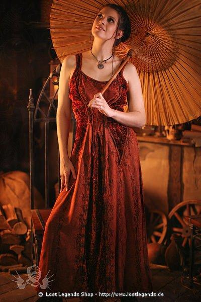 Sommerliches Mittelalterkleid Danielle Sleeveless